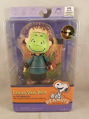 Peanuts Linus Van Pelt as the Monster Forever Fun 2010