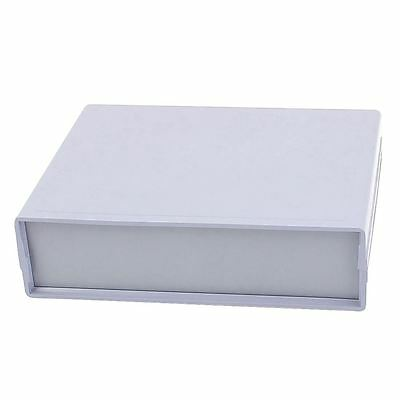 Plastic Electrical Enclosure Junction Box Case 152x120x42mm Light Grey P6N1