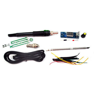 Digital Soldering Iron Station Temperature Controller Kits for HAKKO T12 Ha G5T4