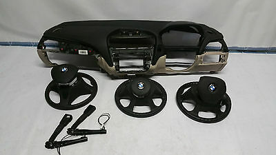 Bmw 1 Series F20 F21 Airbag Kit 2015 Dashboard Driver Passenger Pre Tensioner
