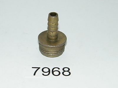 """3/8"""" Hose Barb To 3/4"""" Male Garden Hose Fitting"""