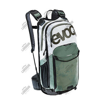 Zaino Evoc Stage 18L Team Bagpack Mtb Enduro Freeride Offroad Outdoor