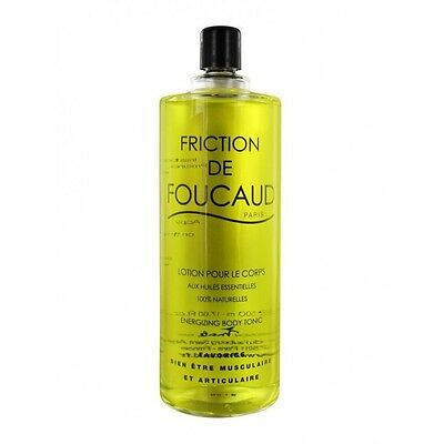 Friction de Foucaud Lotion Energisante Corps 500ml