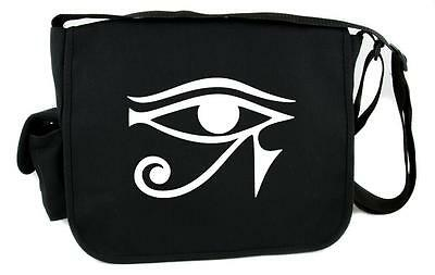 The Eye of Horus Ancient Egyptian Symbol Messenger Bag Cross Body Gothic Clothes