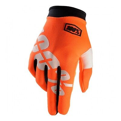 100% - iTrack Cal Trans Gloves
