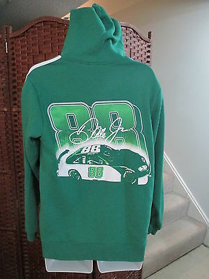 Adidas DALE EARNHARDT JR PULLOVER Sweat Shirt Hoodie Size  XL
