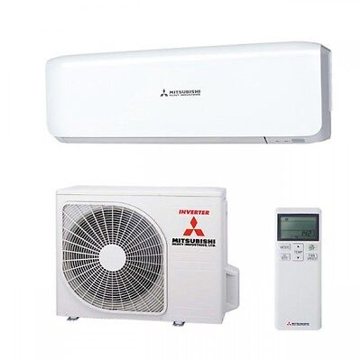 Mitsubishi Split Air Conditioner in Set with Different Sizes/Services -