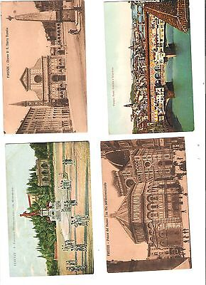 PC73) Postcards - lot of 7 unused Firenze D'Italie - Italy