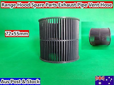 Range Hood Spare Parts Cross Flow Fan suits Many Brand 152x140mm(F50) Brand NEW