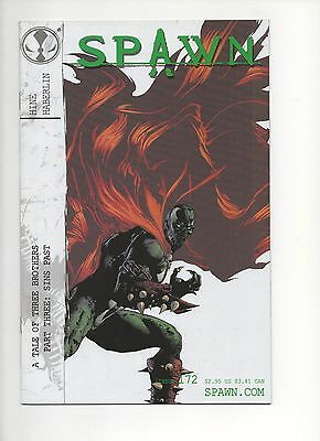 SPAWN #172  (2007)  Image McFARLANE Low Print NM