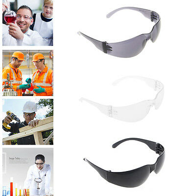 Safety Glasses Eye Protection Goggles Eyewear Dental Lab Work Protective NEW