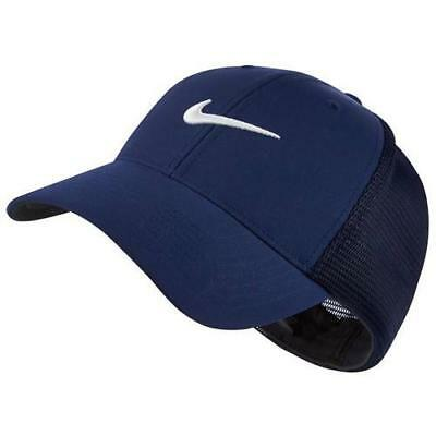 Nike Golf Legacy 91 Tour Mesh Golf Hat - Navy