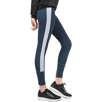 New New J.Lindeberg Womens Gabriella Compression Tights - Navy - Activewear