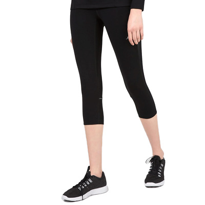 New New J.Lindeberg Womens Gaia Compression Tights - Black - Activewear