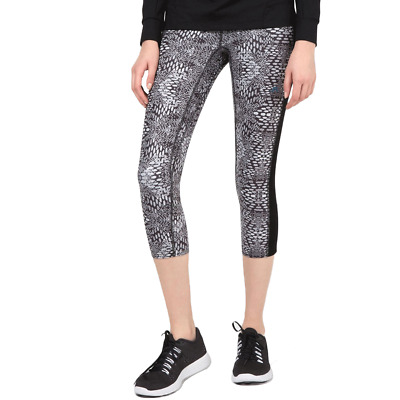New New J.Lindeberg Womens Gaia Compression Tights - Patten - Activewear