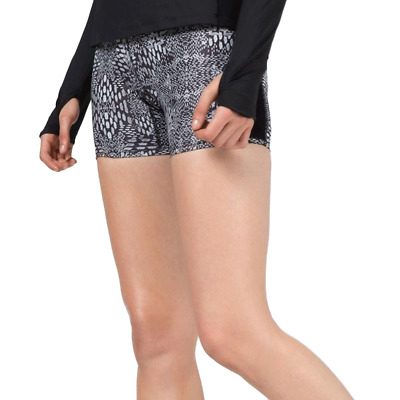J.Lindeberg Womens Gaby Compression Shorts - Patten