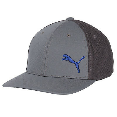 Puma Performance Mesh Flexifit Golf Hat - Periscope