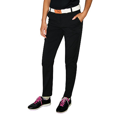 New Puma Womens Pounce Golf Pants - Black