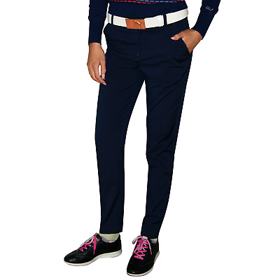 New Puma Womens Pounce Golf Pants - Peacoat
