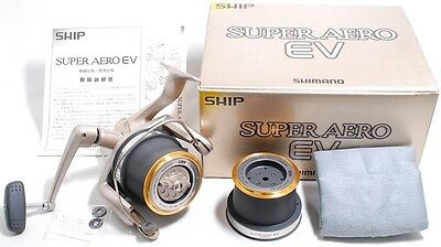 Shimano SUPER AERO EV Surf Spinning Reel NEW