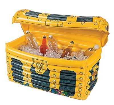 Holiday Party Pool PVC Inflatable Ice Bucket Wine Bottle Beer Can Holder Coolers