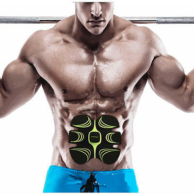 Fitpad Smart Abdominal Muscle Building Body Shaper Belt