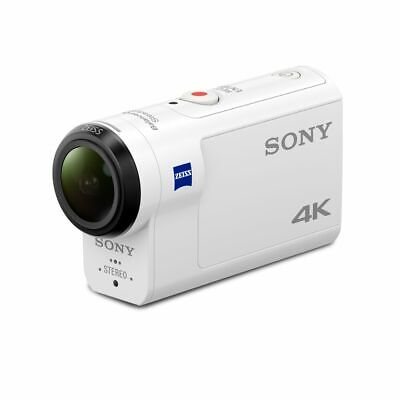 SONY FDRX3000 4K Action Cam with Wi-Fi and GPS (Seconds)