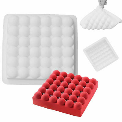 Roundish Bubble Molds Cake Decorating Tools For Pans Baking Mould Silicone