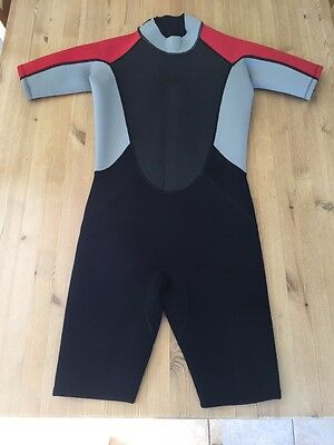 Wetsuit Men's Small Odyssey Shortie Great Condition