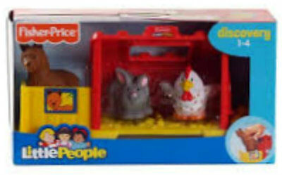 Fisher Price Baby Animal Nest Little People Discovery Ages 1 - 4