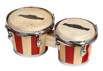 00005200 - Bongos Retro XDRUM