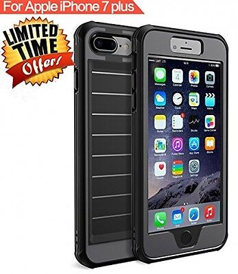 For Apple iPhone 7 Plus Case Hard Slim Shockproof Armor Bumper Cover Phone New