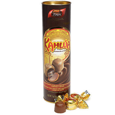 Dark Chocolate with Kahlúa Coffee Liquor filling, 200g
