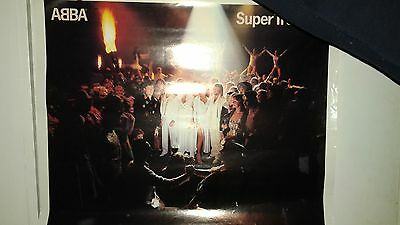 ABBA 1980 poster Super Trouper Trooper
