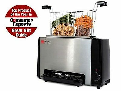 New Ronco Ready Grill Black