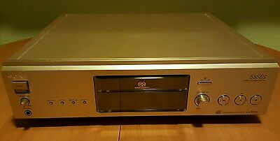Sony SCD-555ES High-End SACD-Player, Gold/Champage neuwertig