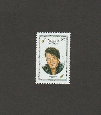 Antigua & Barbuda 1047 MNH - World's first Elvis Presley stamp issued in 1987