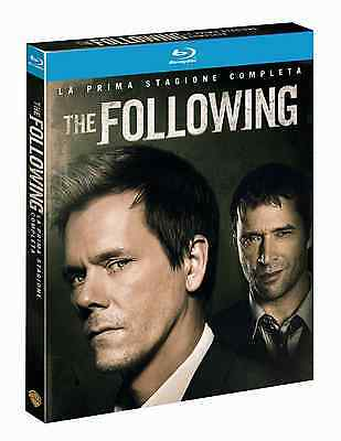 The Following - La Prima Stagione - Completa Blu Ray  Sigillato Italiano