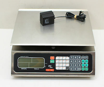 Torrey PC40L Electronic Legal For Trade Price Computing Scale - 40 lb Capacity