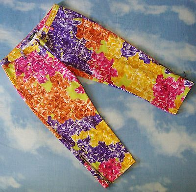 TROUSERS vintage VERSACE Jeans Couture made in Italy TG 28-42 circa S/M NEW!