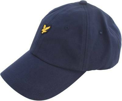 Lyle and Scott Baseball Cap - Navy