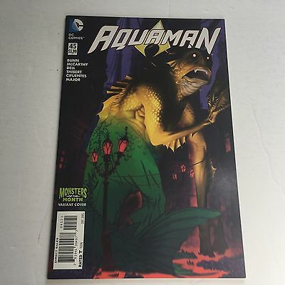 Aquaman #45 Monsters Of The Month Variant Cover!! Nm