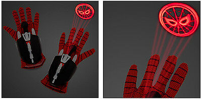 Spiderman Web Shooter: New Marvel Homecoming Spider-Man Launcher Gloves -Disney