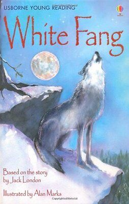 White Fang (Young Reading Series Three) New Hardcover Book Sarah Courtauld, Alan