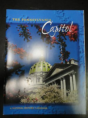 Pennsylvania's State Capitol in Harrisburg 30 pages 2000