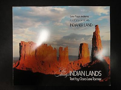 Arizona's Monument Valley & Northeast & Ray Manley's Indian Lands 1987 72 pages
