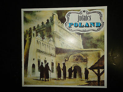 Polish Jewish History Guide, published by Polish Travel Office in the late 1970s