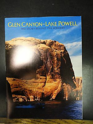 Utah's Glen Canyon & Lake Powell, The Story Behind the Scenery 1983 48 pages