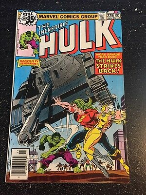 Incredible Hulk#229 Awesome Condition 8.0(1978) 2nd Moonstone App!!