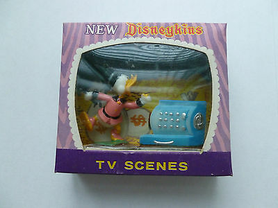 Disneykins TV Scenes Uncle Scrooge Amazing condition